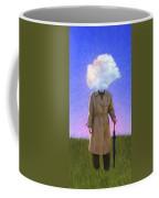 The Fool On The Hill Coffee Mug