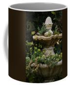 The Fountain Painterly Coffee Mug