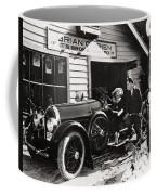 The Fourth Musketeer, 1923 Coffee Mug