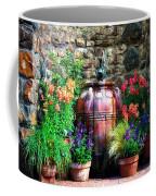 The Garden Cistern Coffee Mug