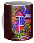 The Garden Path Coffee Mug