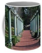The Garden Walk Coffee Mug