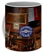 The General Store In Luckenbach Tx Coffee Mug