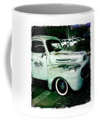 The Gentleman Scholar Truck Coffee Mug