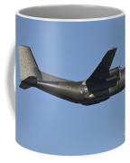 The German Air Force C-160d Transall Coffee Mug