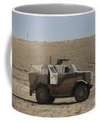 The German Army Atf Dingo Armored Coffee Mug