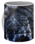 The Gherkin - Neckbreaker View Coffee Mug
