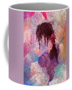 The Girl Of Many Colors Coffee Mug