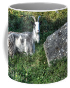 The Goat And The Stone Coffee Mug