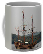 The God Speed Tall Ship Coffee Mug