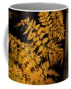 The Golden Fern Coffee Mug