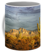 The Golden Glow II Coffee Mug