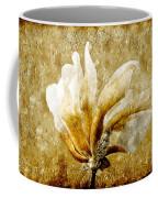 The Golden Magnolia Coffee Mug