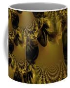 The Golden Mascarade Coffee Mug