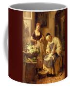 The Goose Plucker   Coffee Mug