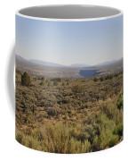The Gorge On The Mesa Coffee Mug