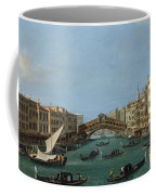 The Grand Canal Coffee Mug by Antonio Canaletto