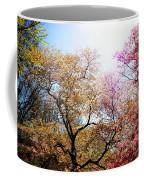 The Grandest Of Dreams - Cherry Blossoms - Brooklyn Botanic Garden Coffee Mug
