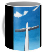 The Great Cross - Risen Coffee Mug