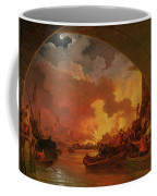 The Great Fire Of London Coffee Mug
