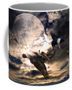 The Great Migration . Full Color Coffee Mug