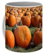 The Great Pumpkin Patch Coffee Mug