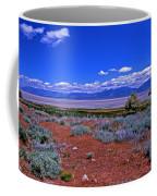 The Great Salt Lake From Antelope Island Coffee Mug