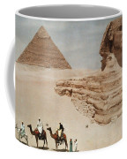 The Great Sphinx And The Second, Or Coffee Mug