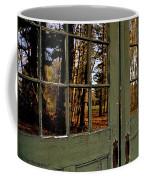 The Green Door Coffee Mug