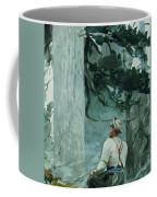 The Guide Coffee Mug by Winslow Homer