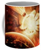 The Hand Of Destiny Nebula Is Devouring Coffee Mug