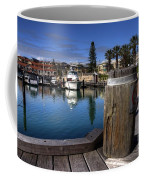 The Harbour At Mindarie Coffee Mug