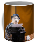 The Hard Boiled Journalist Coffee Mug
