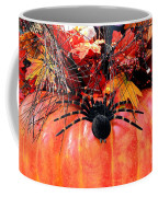 The Harvest Spider Coffee Mug