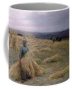 The Harvesters Svinklov Viildemosen Jutland Coffee Mug