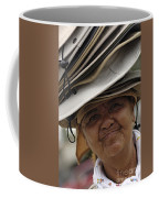The Hat Lady Costa Rica Coffee Mug