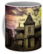 The Haunted Mansion Coffee Mug by Bill Cannon