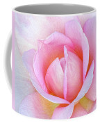 The Heart Of A Rose Coffee Mug