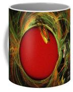 The Heart Of A Snake Coffee Mug