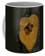 The Heart Of A Tree Coffee Mug