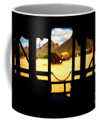 The Hills In Old Tuscon Az Coffee Mug