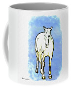 The Horse Coffee Mug by Bill Cannon