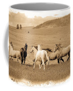 The Horse Herd Coffee Mug
