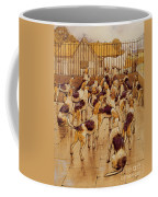 The Hounds Began Suddenly To Howl In Chorus  Coffee Mug