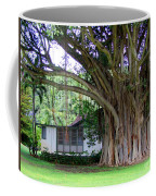 The House Beside The Banyan Tree Coffee Mug