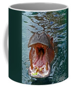The Hungry Hippo Coffee Mug