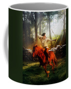 The Hunter Coffee Mug