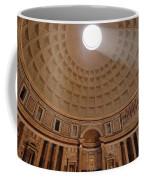 The Inside Of The Pantheon Coffee Mug