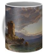 The Isle Of Capri Coffee Mug