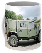 The Iveco Light Mulirole Vehicle Coffee Mug